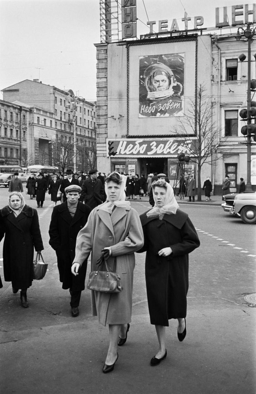 Женщины в СССР: лица, на которые приятно посмотреть